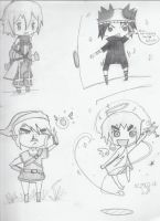 Project Chibi: P2 by icemirror