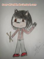 My Brother _Izzy The Hedgehog_ by ToOn-Blue96
