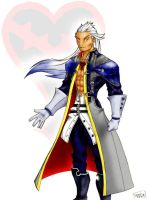 Ansem by CurseReaper