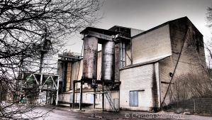 Old factory by RHARIZONA