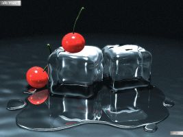 CHERRY ICE by admax