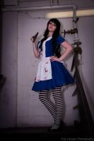 American McGee's Alice Cosplay 2 by HaleyHelloKitty