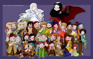 One Giant Dwarf Family by Genolover