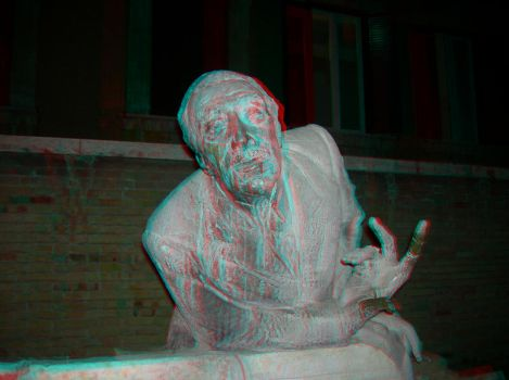 Rome 14 3D Anaglyph by yellowishhaze