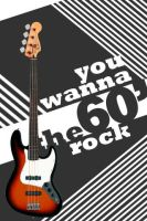 The 60's rock mobile wallapaper by rodrigoounao