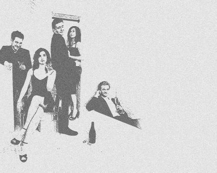 HIMYM Wallpaper by Stylee77