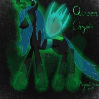 Queen Chrysalis by MeghanDHohn