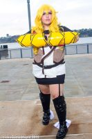 New York Comic Con 2015 - Yang(PS) 14 by VideoGameStupid