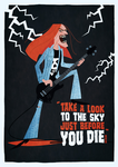 Cliff Burton by funky23