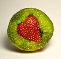Fruit Heart by RueFlower