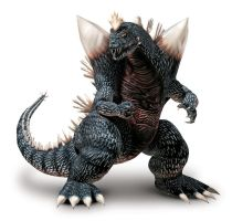 SpaceGodzilla-Godzilla Save the Earth Profile Pic by ArmorKingTV21