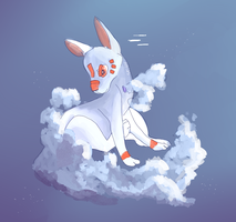 Lapiverse: God Of Air, Clouds, Weather, Sky by Altiasdog
