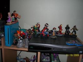 Disney Infinity collection by sinako777