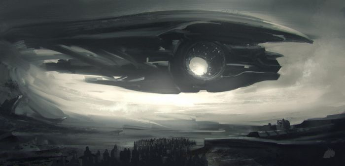 Red Giant speedpaint by NewmanD