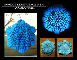No. 2-var Inverted spread hex by llifi-kei