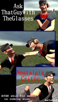 Nostalgia Critic Skin to Scout by Metabug
