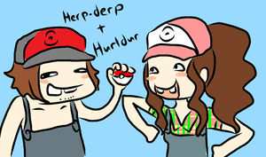Hilbert and Hilda by Stephy-Meow