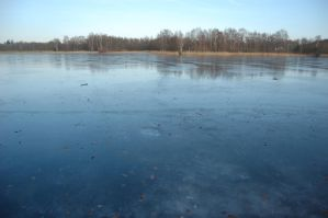 Frozen Lake Stock 4 by Esveeka-Stock