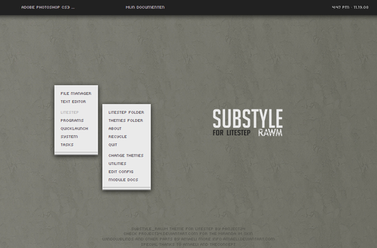 Substyle_RAWM for Litestep by Project24