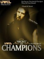 UWCL Night of Champions 2037 by ChrisChaos369