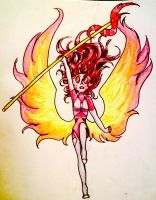 Spinel Attack Form | Contest Entry by Lemon-Lark