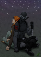 GI Joe - Shining Through the Deepest Night by JadeRaven93