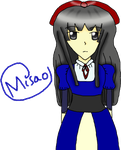 P-Commission - joxerjettjace ~ Misao by TheYamiClaxia
