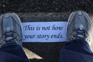 This is NOT how your story ends. by H-Everybody-Lies--MD