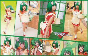 RanKa Lee::::chinese:::: by Witchiko