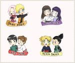 Chibi Naruto couples- Request by Anary-ne