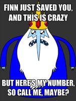 Ice King Call Me Maybe Meme by love-war