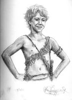 The Cleverness of Me (Jeremy Sumpter as Peter Pan) by Ramoro-san