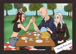 FamilyPortrait Request Complete by seiko