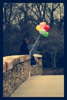 Balloon II by fretting