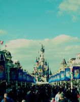 Disneyland Paris by KimberlyRAWR