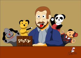 Sooty and Co by GregTOON07