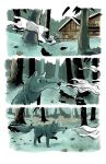 The Wolf - Page 4 by lookhappy