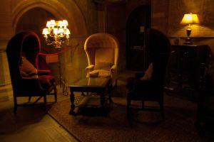Coombe Abbey Interior by WestLothian