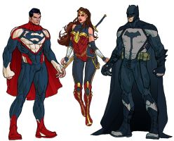 Trinity Redesign by RansomGetty