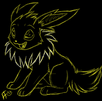 Jolteon~ by ImSoPositive