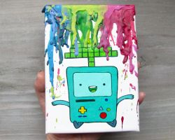 Who wants to play Video Games?? BMO by MayhemHere