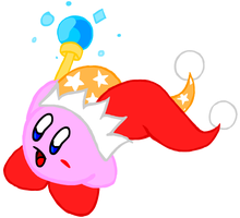 Beam Kirby by crystalkirby