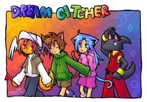 WE R DREAM CATCHER by nyotaro