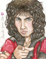 Ronnie James Dio - Metal God by MadCanuckster