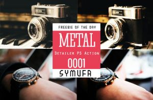 Metal Detail Photoshop Actions 0001 by symufa