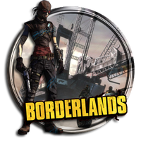 Borderlands Icon by Troublem4ker