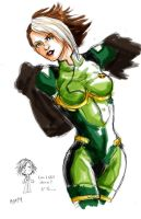 Rogue sketch by chibi-j