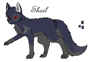 Shail WIP by Captain-Jei