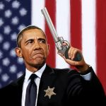 Dirty Obama by ticulin