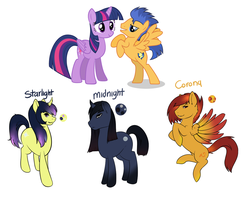 Light Family: Next Gen by Chioro